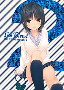 THE BLEND2 Coffee Kizoku ARTWORKS Limited Edition (BOOK)(Released)(THE BLEND2 珈琲貴族ARTWORKS 限定版 (書籍))