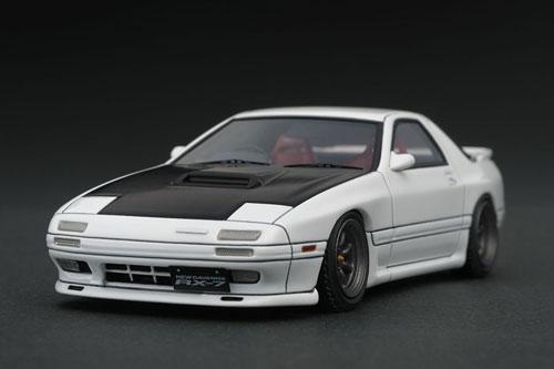 新しいスタイル 1 (FC3S)/43 Mazda Savanna RX-7 RX-7 (FC3S) Savanna White[イグニッションモデル]《在庫切れ》, リビングデイ:9ef56438 --- kventurepartners.sakura.ne.jp