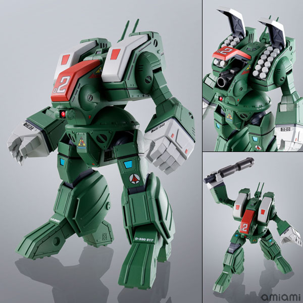 "HI-METAL R - MBR-07-MKII Destroid Spartan ""The Super Dimension Fortress Macross""(Released)(HI-METAL R MBR-07-MKII デストロイド・スパルタン 『超時空要塞マクロス』)"