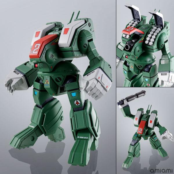 "HI-METAL R - MBR-07-MKII Destroid Spartan ""The Super Dimension Fortress Macross""(Released)(HI-METAL R MBR-07-MKII デストロイド・スパルタン 『超時空要塞マクロス』)"