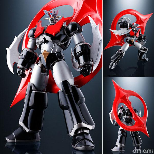 "Super Robot Chogokin - Mazinger ZERO ""Shin Mazinger ZERO""(Released)(スーパーロボット超合金 マジンガーZERO 『真マジンガーZERO』)"