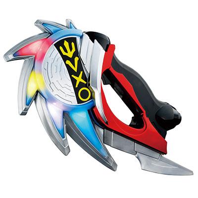 Ultraman Orb - DX Orb Slasher(Released)(ウルトラマンオーブ DXオーブスラッシャー)