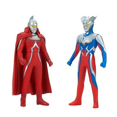 Ultra Seven & Ultraman Zero 50th SPECIAL SET(Back-order)(ウルトラセブン&ウルトラマンゼロ 50th SPECIAL SET)