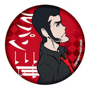 LUPIN THE IIIRD Chikemuri no Ishikawa Goemon - Polyca Badge: Lupin the 3rd(Released)(LUPIN THE IIIRD 血煙の石川五ェ門 ポリカバッジ ルパン三世)