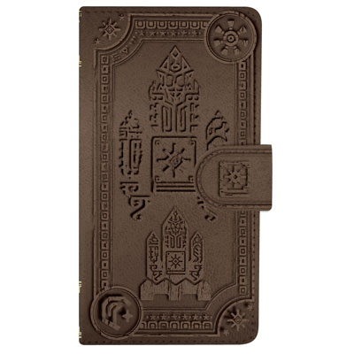 Monster Hunter XX - Book-style Smartphone Case: Hunter Note(Released)(モンスターハンターダブルクロス 手帳型スマートフォンケース ハンターノート)