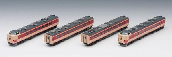 98253 JR 183系特急電車(房総特急・グレードアップ車)基本セットA(4両)[TOMIX]《取り寄せ※暫定》