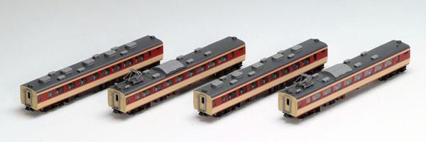 98255 JR 183(189)系(房総特急・グレードアップ車)増結セット(4両)[TOMIX]《取り寄せ※暫定》