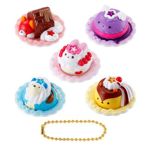 キラキラ☆プリキュアアラモード 変身アニマルスイーツセット(KiraKira Precure A La Mode - Henshin Animal Sweets Set(Released))