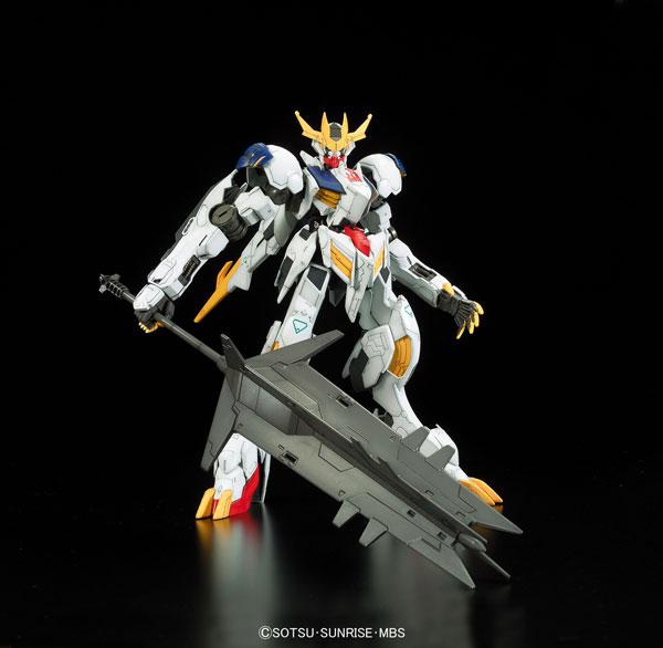 """【特典】1/100 フルメカニクス ガンダムバルバトスルプスレクス プラモデル 『機動戦士ガンダム 鉄血のオルフェンズ』より([Bonus] 1/100 Full Mechanics Gundam Barbatos Lupus Rex Plastic Model from """"Mobile Suit Gundam: Iron-Blooded Orphans""""(Released))"""