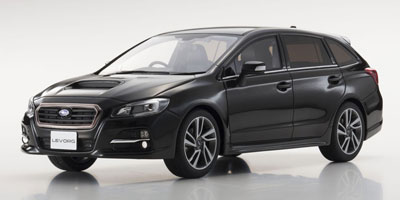 KYOSHO Original samurai 1/18 Subaru Levorg 1.6 GT-S Eyesight (Black)(Released)(KYOSHOオリジナル samurai 1/18 スバル レヴォーグ 1.6 GT-S アイサイト(ブラック))
