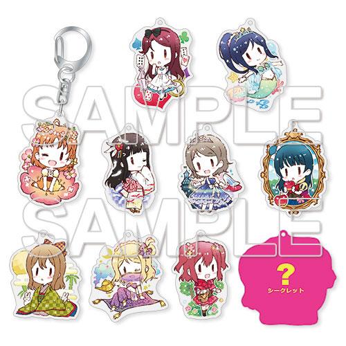 ラブライブ!サンシャイン!! School idol diary トレーディングアクリルキーホルダー コンプリートBOX(Love Live! Sunshine!! School idol diary - Trading Acrylic Keychain Complete BOX(Back-order))