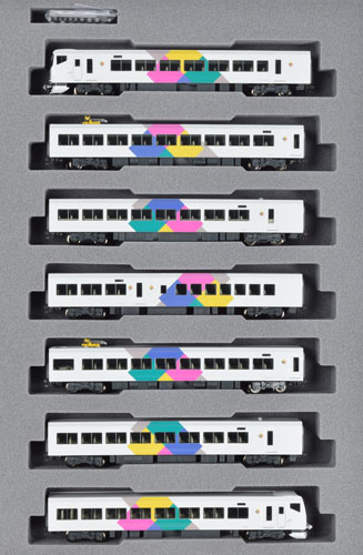 10-1274 E257系「あずさ・かいじ」7両基本セット(再販)[KATO]【送料無料】《発売済・在庫品》