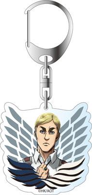 進撃の巨人 Season 2 アクリルキーホルダー エルヴィン(Attack on Titan Season 2 - Acrylic Keychain: Erwin(Released))