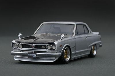 クラシック 1 1/43/43 Nissan Nissan Skyline (KGC10) 2000 GT-X (KGC10) Silver[イグニッションモデル]《在庫切れ》, 雛人形五月人形のばぶちゃん:3b0aeb9d --- kventurepartners.sakura.ne.jp