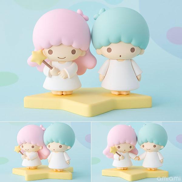Figuarts ZERO - Little Twin Stars (Pastel ver.)(Released)(フィギュアーツZERO リトルツインスターズ(Pastel ver.))