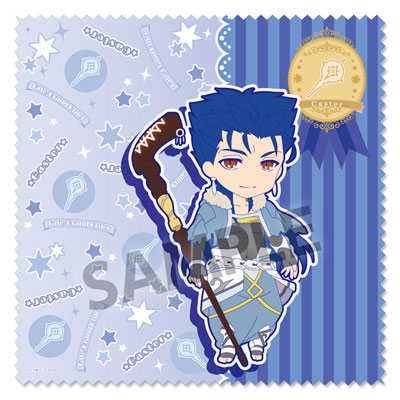 "Pic-Lil! - ""Fate/Grand Order"" Multipurpose Cloth: Caster/Cu Chulainn(Back-order)(ぴくりる! Fate/Grand Order マルチクロス キャスター/クー・フーリン)"