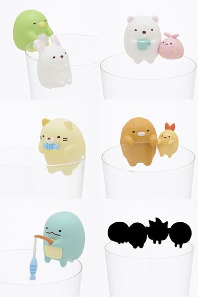PUTITTO - Sumikko Gurashi 8Pack BOX(Released)(PUTITTO すみっコぐらし 8個入りBOX)