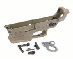 TRIDENT MK2 Lower Receiver Assembly FDE[ライラクス]《取り寄せ※暫定》