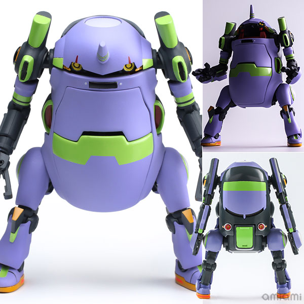 35 Mechatro WeGo - EVA-01 Test Type(Released)(35メカトロウィーゴ 初号機)