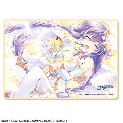 「四女神オンライン CYBER DIMENSION NEPTUNE」 特大ブランケット(パープルハート)(再販)[ライセンスエージェント]《02月予約》