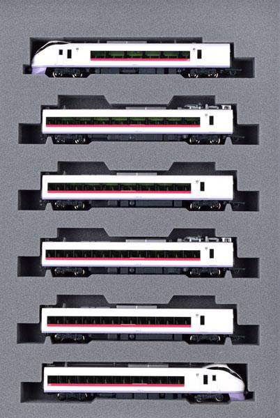 10-1397 E657系「ひたち・ときわ」 6両基本セット[KATO]【送料無料】《取り寄せ※暫定》