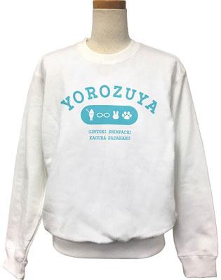 Gintama - Sweat Shirt (A) Yorozuya(Back-order)(銀魂 スウェット (A)万事屋)