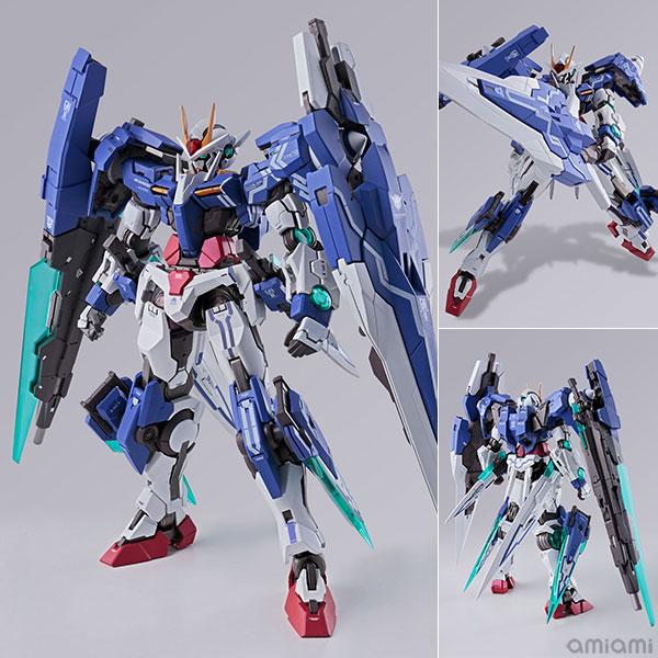"METAL BUILD - 00 Gundam Seven Sword/G ""Mobile Suit Gundam 00 V Senki""(Released)(METAL BUILD ダブルオーガンダムセブンソード/G 『機動戦士ガンダム00V戦記』)"