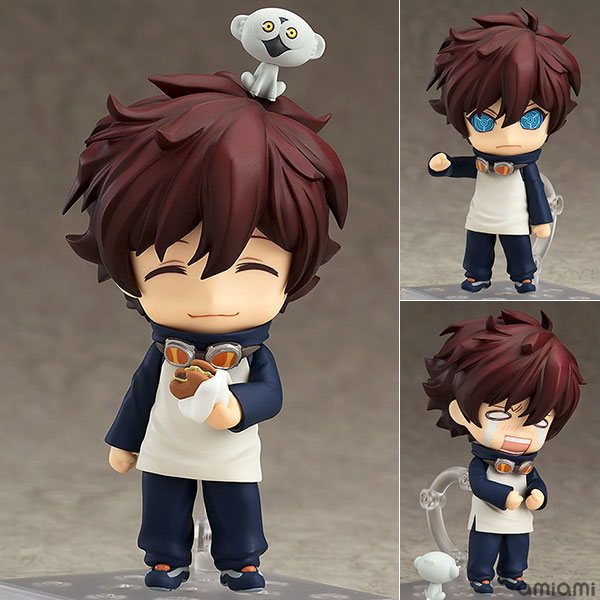 Nendoroid - Blood Blockade Battlefront & BEYOND: Leonardo Watch(Released)(ねんどろいど 血界戦線 & BEYOND レオナルド・ウォッチ)