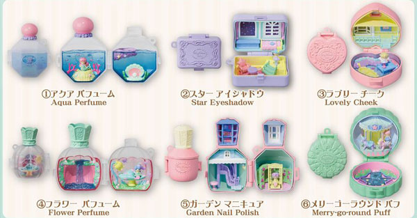 MyLittleFairy Cosme 6Pack BOX(Released)(MyLittleFairy Cosme 6個入りBOX)