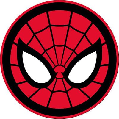 amiami rakuten global market marvel pop icon rubber spiderman face clip art free Batman Logo Clip Art