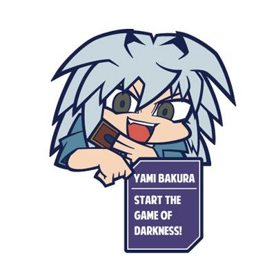 Yu-Gi-Oh! Duel Monsters - Pyocotte: Yami Bakura(Released)(遊☆戯☆王デュエルモンスターズ ピョコッテ 闇バクラ)