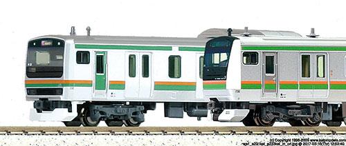 10-027 E231系・E233系 上野東京ライン 複線スターターセット[KATO]【送料無料】《取り寄せ※暫定》