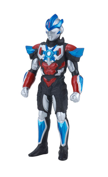 Ultra Hero Series 40 - Ultraman Orb (Lightning Attacker)(Released)(ウルトラヒーローシリーズ 40 ウルトラマンオーブ(ライトニングアタッカー))