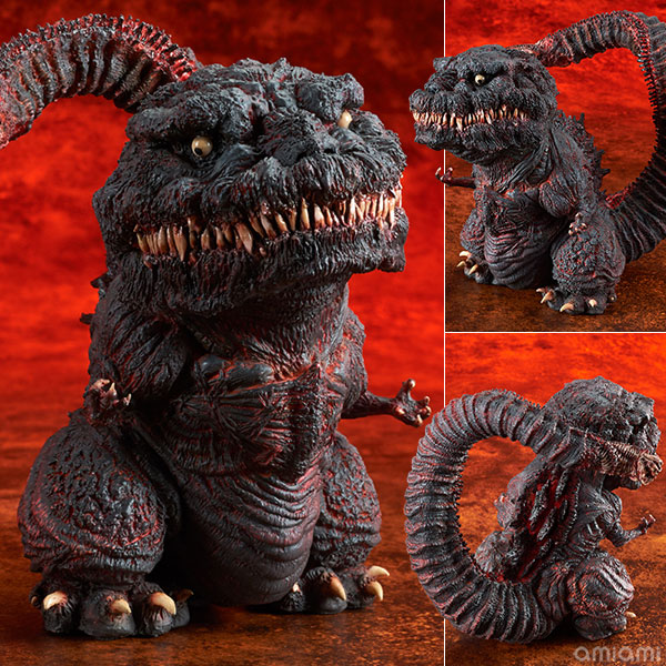 DefoReal Series - Godzilla (2016) 4th Form Complete Figure(Released)(デフォリアルシリーズ ゴジラ(2016) 第4形態 完成品フィギュア)