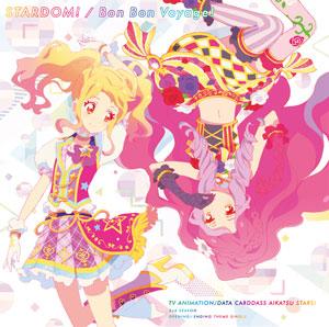 "CD AIKATSU STARS! / STARDOM!/Bon Bon Voyage! (TV Anime "" Aikatsu Stars!"" Season 2 OP/ED Theme Song)(Back-order)(CD AIKATSU☆STARS! / STARDOM!/Bon Bon Voyage! (TVアニメ「アイカツスターズ!」2ndシーズンOP/ED主題歌))"