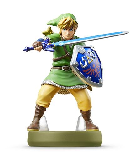 amiibo - Link [Skyward Sword] (The Legend of Zelda Series)(Released)(amiibo リンク [スカイウォードソード] (ゼルダの伝説シリーズ))
