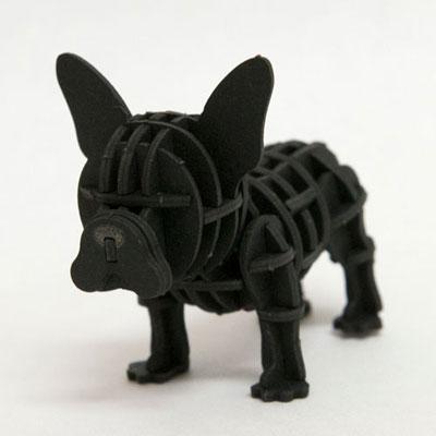 Paper Art si-gu-mi - French Bulldog(Released)(Paper Art si-gu-mi フレンチブルドッグ)