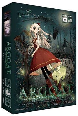 Board Game - Argoat(Back-order)(ボードゲーム Argoat)