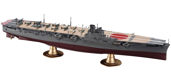 1/350 日本海軍 航空母艦 飛鷹 プラモデル[ハセガワ]《取り寄せ※暫定》