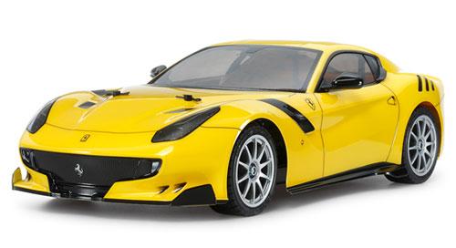 1/10 電動RCカーシリーズ No.644 フェラーリ F12tdf (TT-02 シャーシ)[タミヤ]《取り寄せ※暫定》