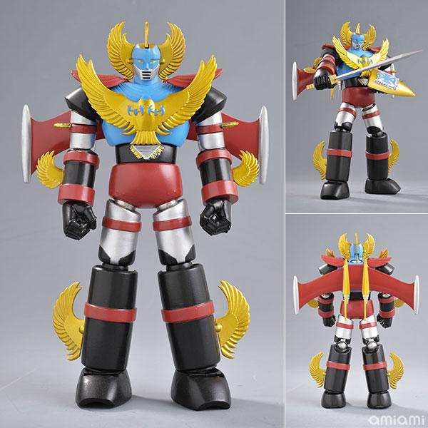 Dynamite Action! No.6 Gattai Robot Atlanger(Back-order)(ダイナマイトアクション! No.6 合体ロボットアトランジャー)