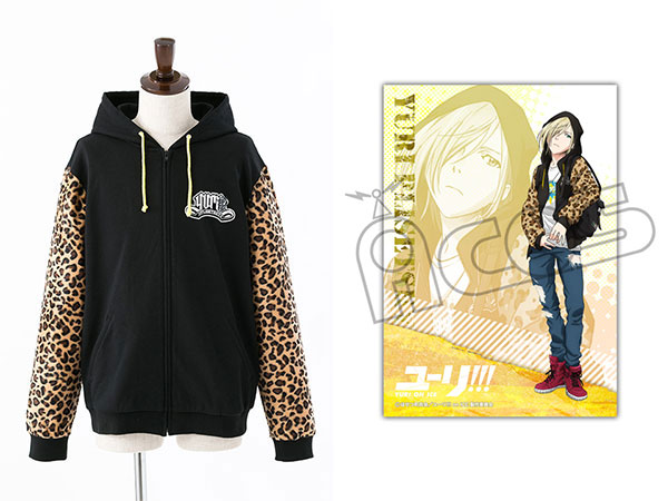 Yuri on Ice - Image Parka C / Yuri Plisetsky Model(Released)(ユーリ!!! on ICE イメージパーカーC/ユーリモデル)