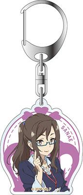 Sakura Quest - Acrylic Keychain: Sanae Kouzuki(Released)(サクラクエスト アクリルキーホルダー 香月早苗)