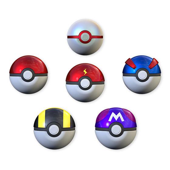 ポケットモンスター ボールコレクション キミにきめた! 10個入りBOX(食玩)(Pokemon - Ball Collection I Choose You! 10Pack BOX (CANDY TOY)(Released))