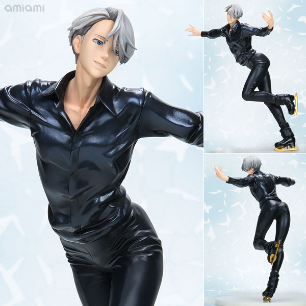 [Exclusive Sale] G.E.M. Series - Yuri on Ice: Victor Nikiforov 1/8 Complete Figure(Pre-order)(【限定販売】G.E.M.シリーズ ユーリ!!! on ICE ヴィクトル・ニキフォロフ 1/8 完成品フィギュア)