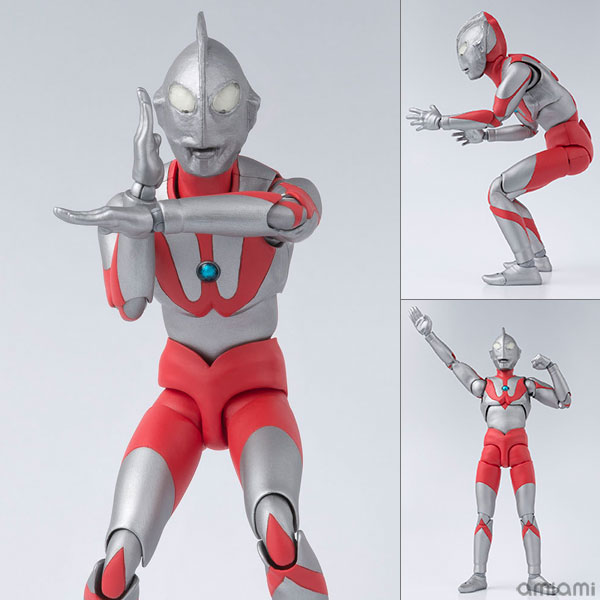 S.H. Figuarts - Ultraman (A Type)(Released)(S.H.フィギュアーツ ウルトラマン(Aタイプ))