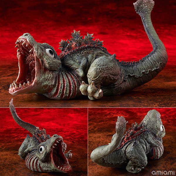 DefoReal Series - Godzilla (2016) 2nd Form Complete Figure(Released)(デフォリアルシリーズ ゴジラ(2016) 第2形態 完成品フィギュア)