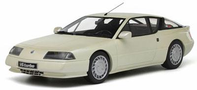 最も優遇の 1 1/18/18 GTA アルピーヌ GTA V6 ターボ(ホワイトパール)[OttO mobile]《在庫切れ》 mobile]《在庫切れ》, ジュールフェリエ:52fded16 --- bungsu.net