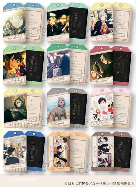 ユーリ!!! on ICE プラタグコレクション 12個入りBOX(Yuri on Ice - PlaTag Collection 12Pack BOX(Released))