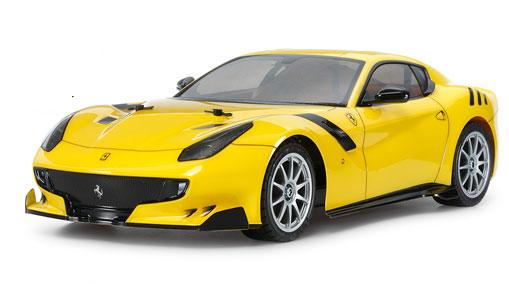 1/10 エキスパートビルトシリーズ No.202 XB フェラーリ F12tdf(TT-02シャーシ)[タミヤ]【送料無料】《取り寄せ※暫定》